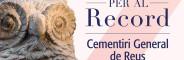 Quarta edició del Concert per al Record al cementiri de Reus: 11 de juliol