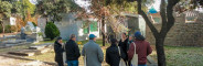 Funerària i el Museu organitzen una visita comentada al cementiri per a l'APESOTE