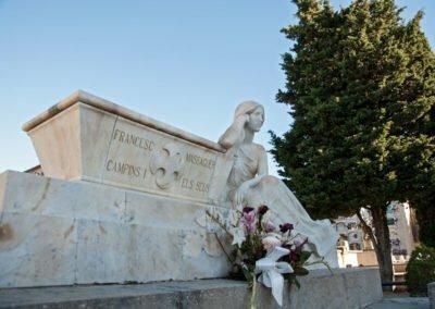 Talla de marbre de Josep Llimona