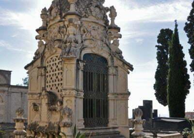 Cúpula del cementiri
