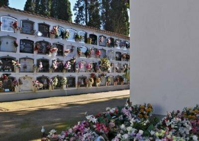 Brigades internacionals del cementiri