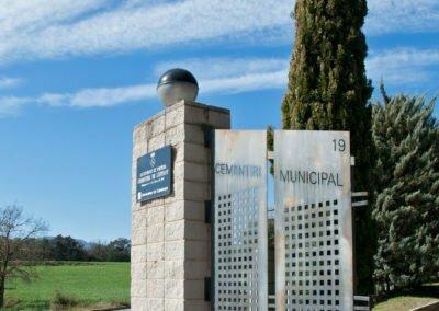 Portal del Cementiri