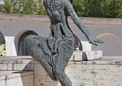 Escultura del panteó