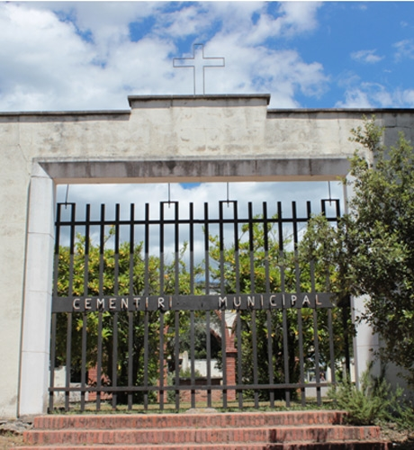 Tanatori de Mollet del Vallès