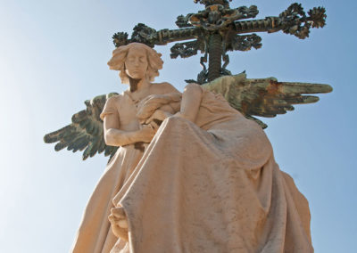 Escultura de Josep Llimona