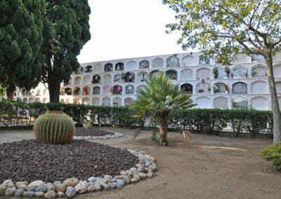 Cementiri de Canet panorama