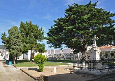 Cementiri de Pineda de Mar, creu