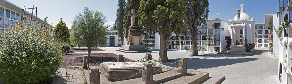 Cementiri de Corró d'Avall (Les Franqueses del Vallès)