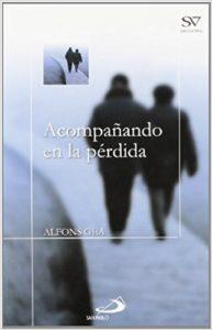 """Portada del llibre """"Acompañando en la pérdida"""""""