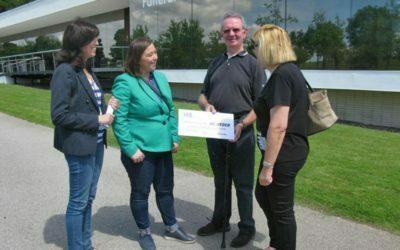 L'edició 2018 del cicle, organitzat per Funerària de Terrassa, ha recaptat 2.498 euros