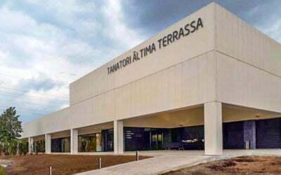 El nou tanatori Àltima a Terrassa obre les portes