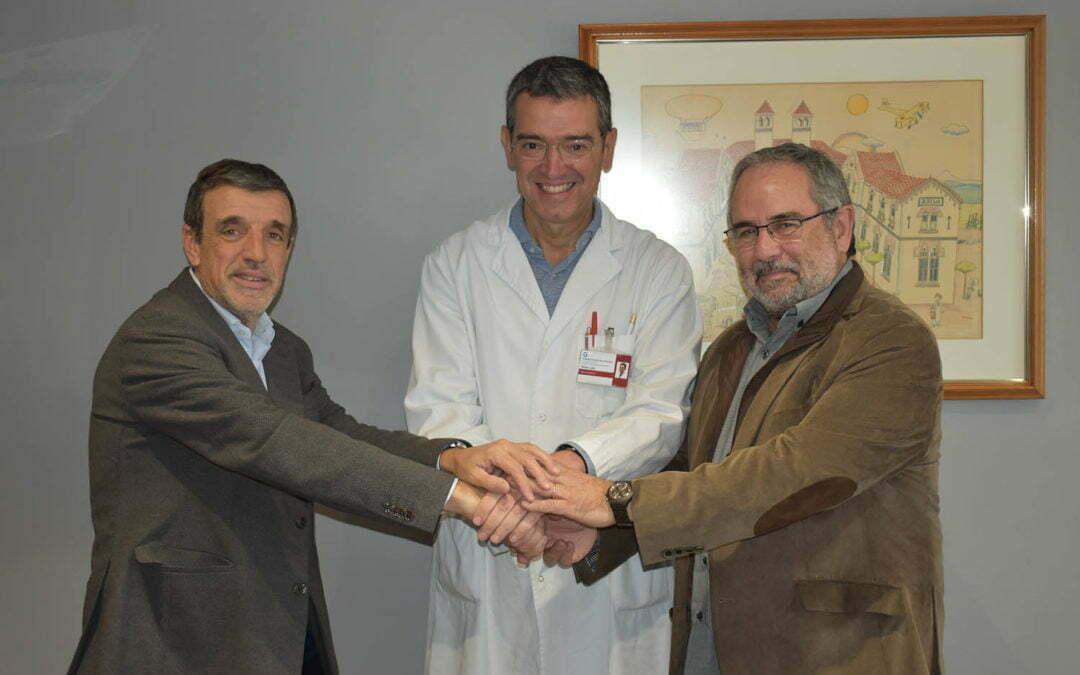 Cabré Junqueras, Art Solidari i l'Hospital General de Granollers implanten un projecte de musicoteràpia