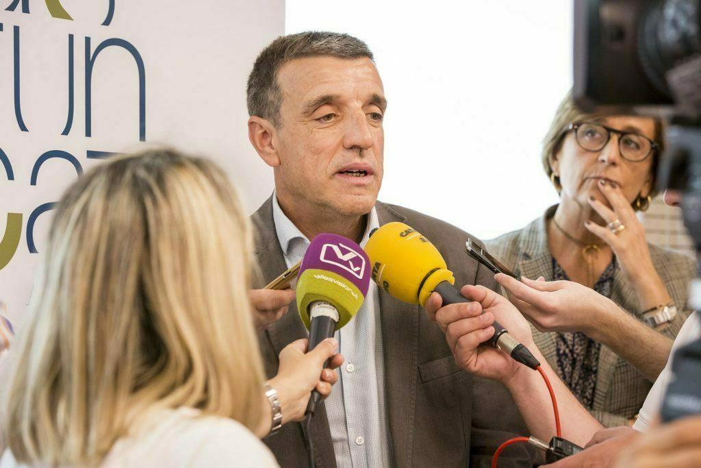JOSEP MARIA MONS, president d'Asfuncat - (c) Berta Tiana - Asfuncat