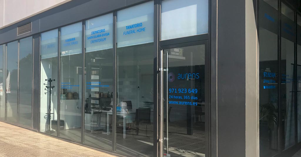Aurens obre una nova oficina d'atenció a les famílies al centre d'Eivissa
