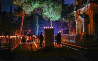 Tornen les visites nocturnes al Cementiri General de Reus