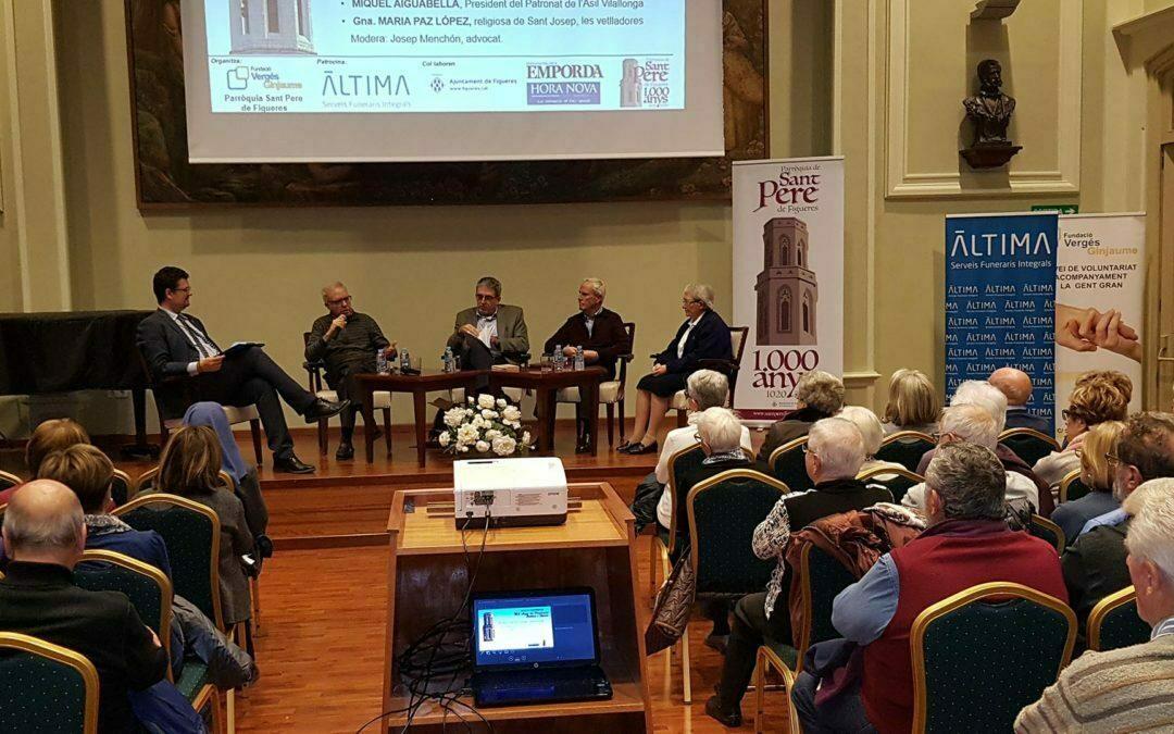"""Àltima col·labora amb el Cicle de Conferències """"Mil anys de presència Cristiana"""" a Figueres"""