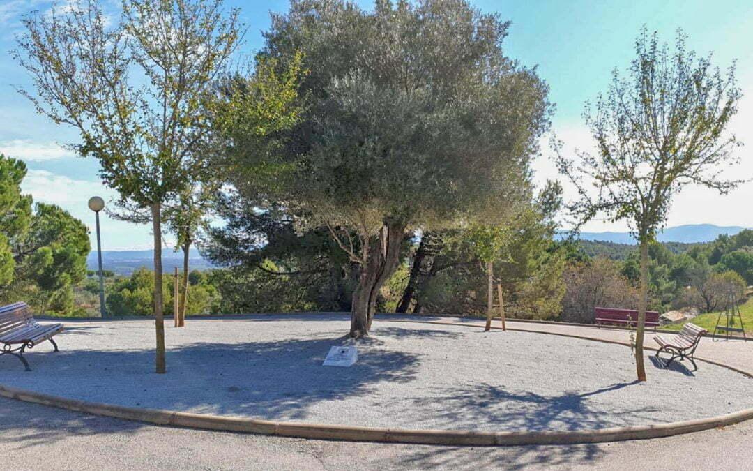 El Cementiri de Castellar del Vallès crea un espai dedicat al dol perinatal