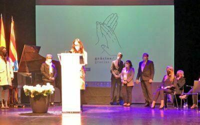 PFB Serveis Funeraris rep el reconeixement de Badalona per la seva tasca davant la Covid-19